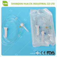 high quality disposable infusion sets made in China