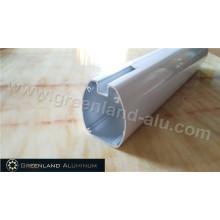 Head Tube für Auto Curtain Track in Aluminium Profil