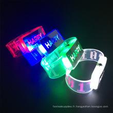 nouveaux produits faveur de mariage 2017 joyeux led bracelet