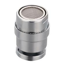 Aérateur de robinet en plastique ABS avec fini chrome (JY-5098)