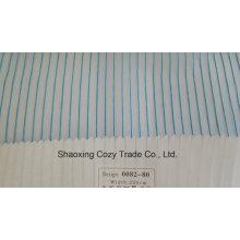 New Populäres Projekt Streifen Organza Voile Sheer Vorhang Stoff 008280