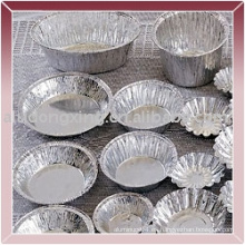 Papel de aluminio para contenedores de alimentos