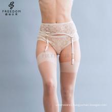 wholesale bras and panties sexy girl new bra panti photo Garter Beige Leavers Lace panty underwear panties