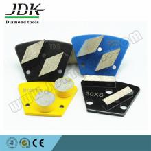 Изготовление серии алмазных трапециевидных шлифовальных пластин