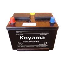 Bateria De Carro De Carga Seca-12V60AH-58500