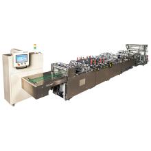 3 или машина для изготовления пакетов с центральным уплотнением