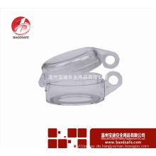 Wenzhou BAODSAFE BDS-D8654 Schloss Rotary & Push Button Schalter Abdeckungen Lockout transparent