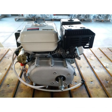 Moteur à essence de 6.5HP avec le moteur à basse vitesse de 1800rpm pour l'utilisation de bateau