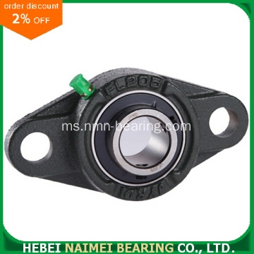 2 Bolt Flanged Cast Housing Mounted Bearings UCFL-203