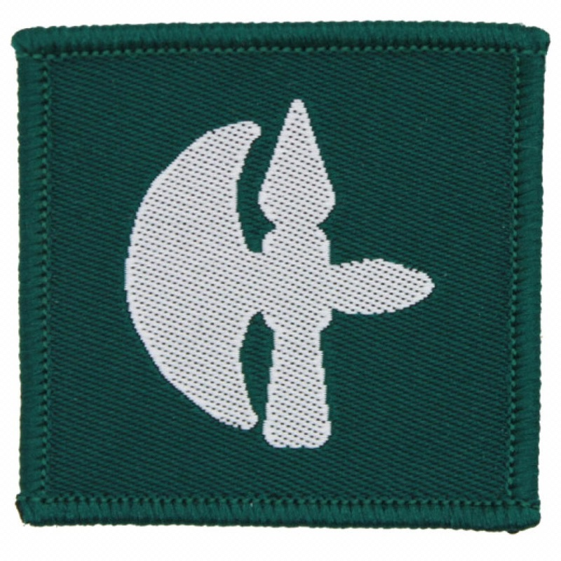 Flash Embroidery Patch