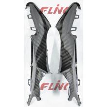 Piezas de la fibra de carbono de la motocicleta Panel lateral del carenado delantero para Honda Cbr 1000rr 08-09