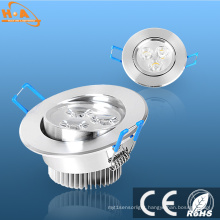 Aluminum Angle Adjustable Indoor Spot Ceiling Lamp LED Down Light