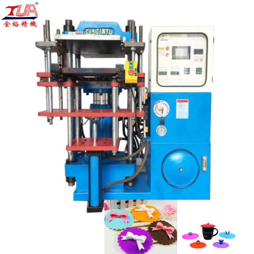 High Saída Silicone Cup Lid Making Machine
