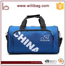 Wholesale Cheap Travel Gym Bag Waterproof Nylon Sport Bag