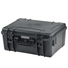 Large hard plastic Waterproof pelican box foam case