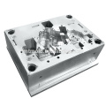 2017 New Customized Plastic Injection Mold Auto Air Condition Part Mould