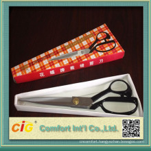 """Professional 2014 Popular 9"""" Butterfly Tailor's Scissors"""