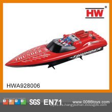 Juguete más nuevo del barco de la velocidad del canal RC de los productos 4 para la venta