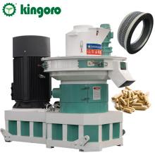 Granule de fibre de bois de 1-1,5 t / h faisant la machine