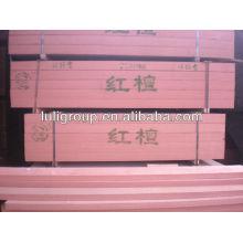 Panel de madera artificial de ingeniería Red Walnut