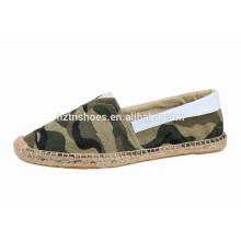 Удобные мужские ботинки из эспадрильи