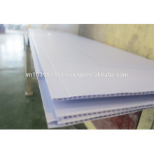 cheap pvc interior decorative pvc panel for wall and Ceiling