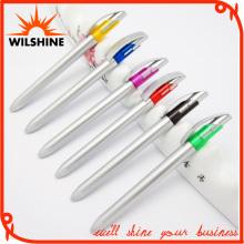 Cheap Plastic Ballpoint Pen with Custom Logo for Advertising (BP0229S)