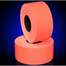 Aramid Fluorescent Orange FR Reflective Tape Fabric
