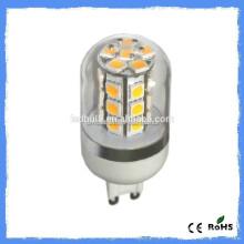 G9 LED-Lampe AC 110v-240v Körper LED-Lampe führte g9 dekorative LED-Lampe
