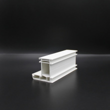Vinyl White UV Resistance Pvc Window Profiles