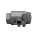 accesorios de tubería de hierro no estándar personalizados con precio de fábrica