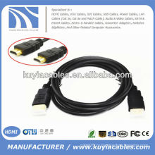 Новый Premium 1.4 кабель HDMI для 1080p PS3 HDTV 2M