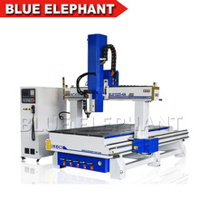Best Price SYNTEC Control CNC 4 Axis Router Machine 1325 / 3d CNC Router 4x8 ft for Hot selling