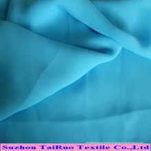 Alta Qualidade Georgette e Chiffon Crepe Fabric para Lady Garment