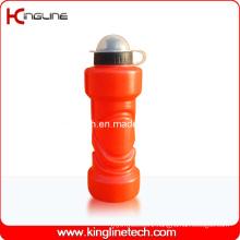 Plastic Sport Water Bottle, Plastic Sport Water Bottle, 750ml Plastic Drink Bottle (KL-6735)