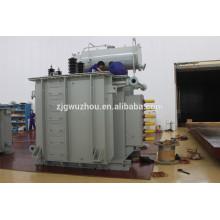 7500kVA single phase20kv Lichtbogenofen Transformator im Iran