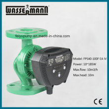 Energy Saving Circulator Water Pump with Flanged Ports for HVAC