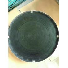Substrat métallique pour groupe électrogène diesel