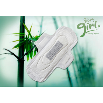 Bamboo Charcoal sanitary pads for women