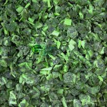 IQF légumes de boules/réductions d'épinards hachés surgelés