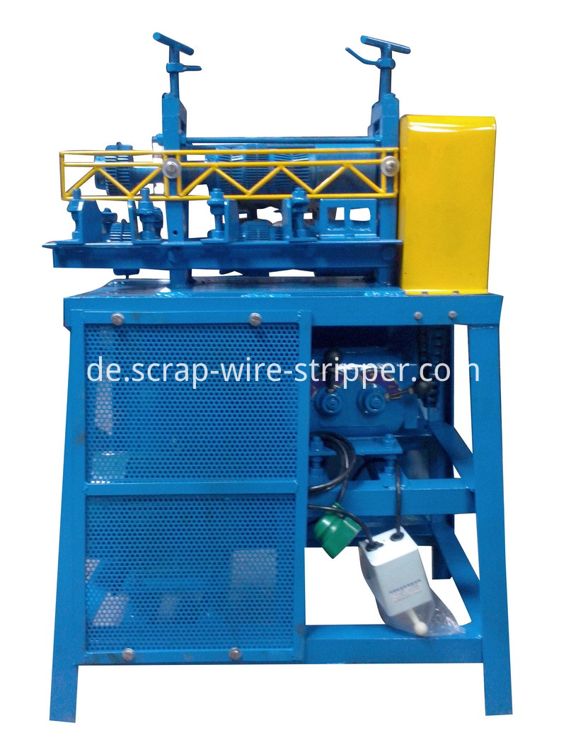 scrap electrical cable recycling tools