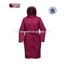 Wholesale neue Art und Weise mit Kapuze Jacken Frauen
