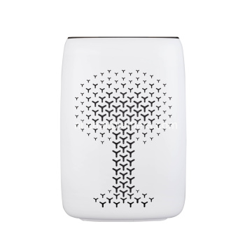 PM2.5-weergave Smart HEPA Home-luchtfilter