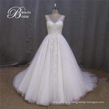Платья 2016 Мода Милая-Line Свадебное