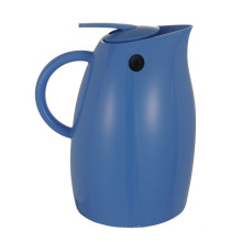 Pgp de tasse de café isolé par vide en plastique en verre d'acier inoxydable rayé par vide