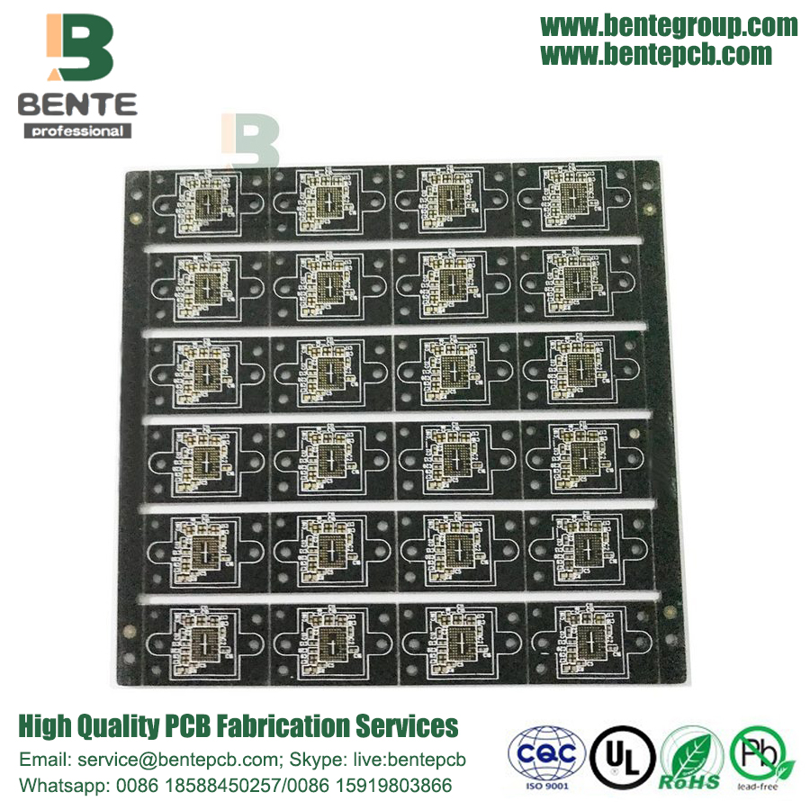 ENIG 2u PCB IT180 Multilayer Leiterplatten 8-schichtig