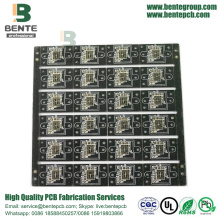 ENIG 2u PCB IT180 PCB multicapa 8 capas