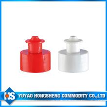 Fertigung Druckleisten Flaschendeckel Push Pull