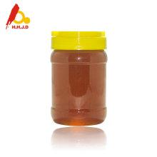 Natural bee polyflower honey
