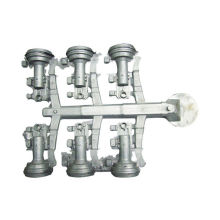 Piezas de acero de fundición a presión de alta presión